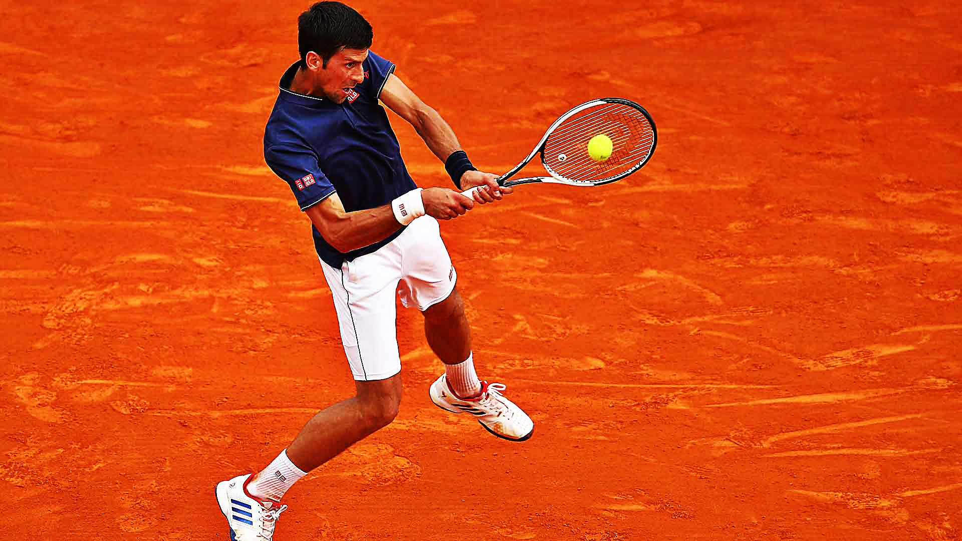 Novak Djokovic RG
