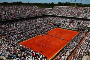 Estadio Philippe Chatrier Roland Garros