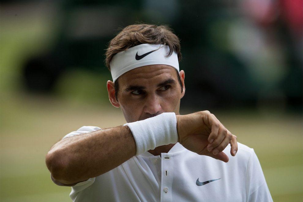 Derrotas Federer tenistas fuera top 100
