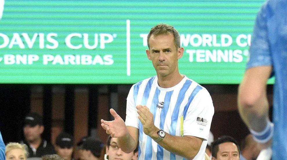 Daniel Orsanic el capitán que ganó la Davis