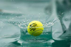 ¿Por qué se cambian las pelotas de tenis?