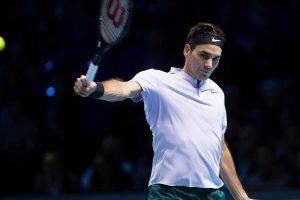 Roger Federer explica su revés