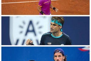 Nadal, Ferrer y Feliciano