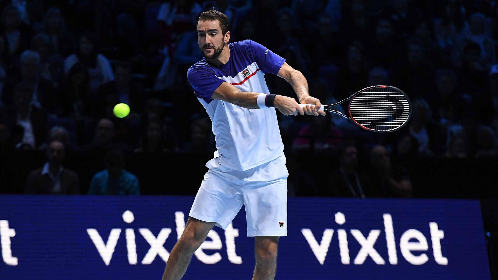 Cilic Nitto ATP Finals