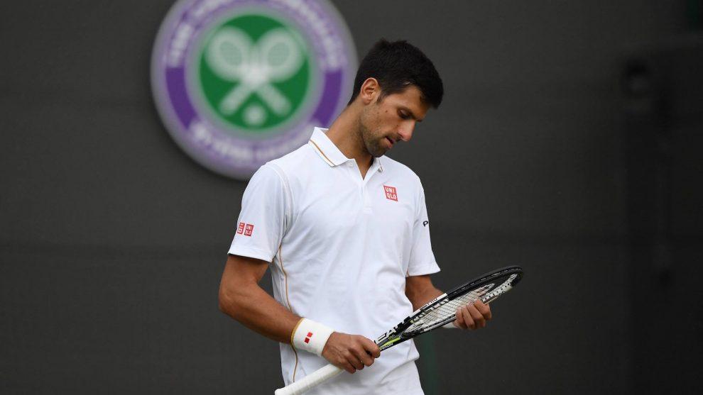 Djokovic Wimbledon