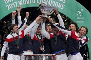 Francia título Copa Davis