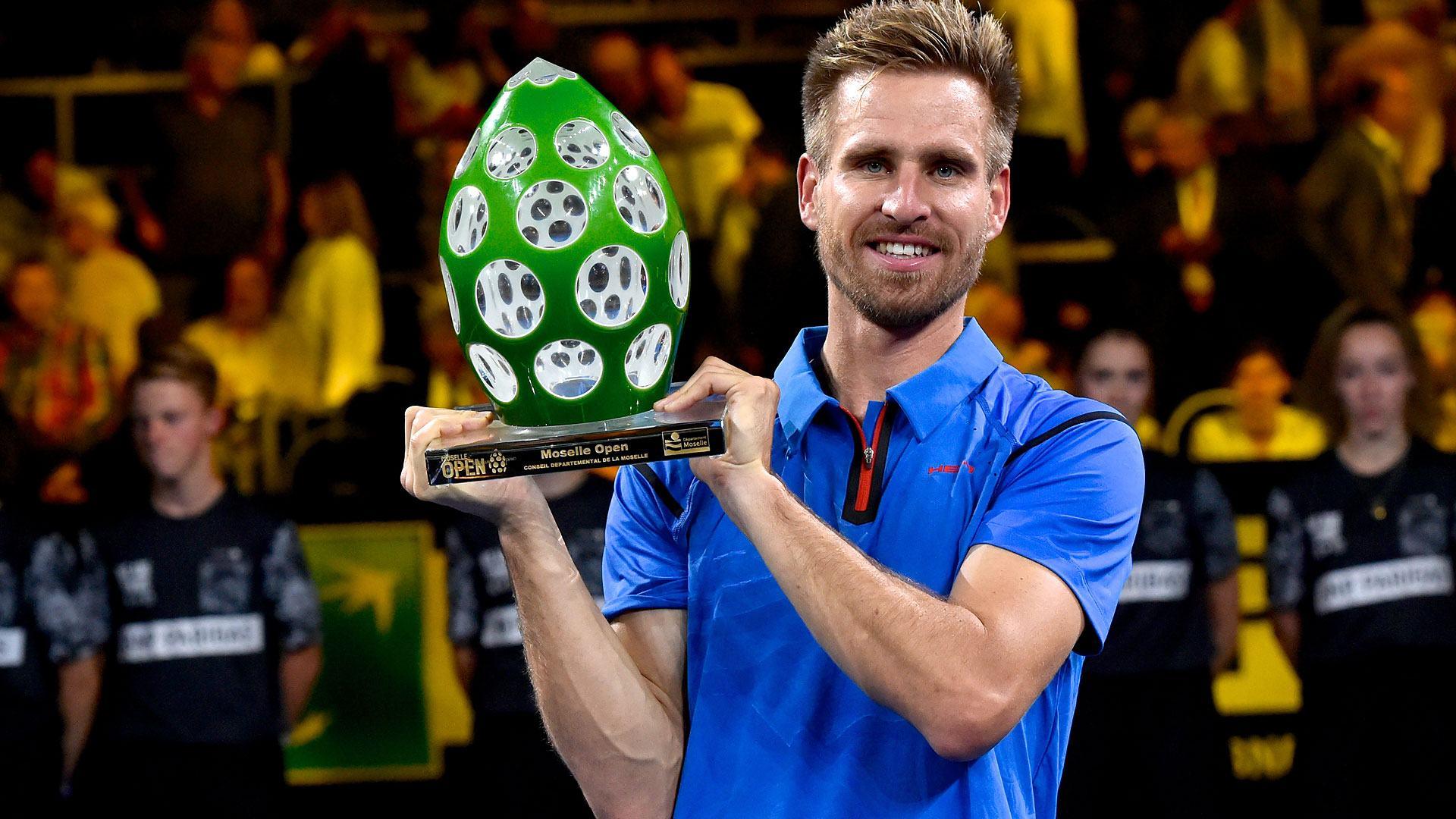 Gojowczyk título ATP Metz