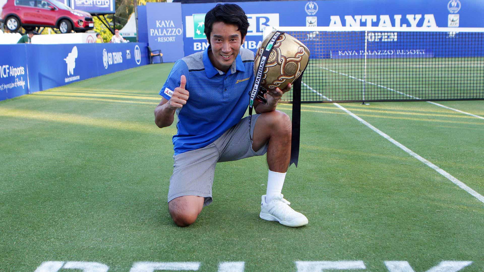 Yuichi Sugita ATP Antalya