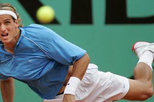 Feliciano López Roland Garros 2004