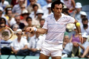 José Luis Clerc ex-tenista