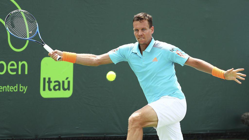 Berdych en el ATP de Miami