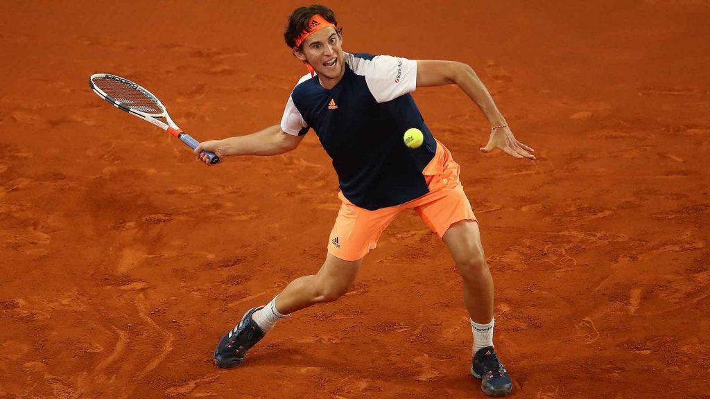 Thiem Roland Garros 2017