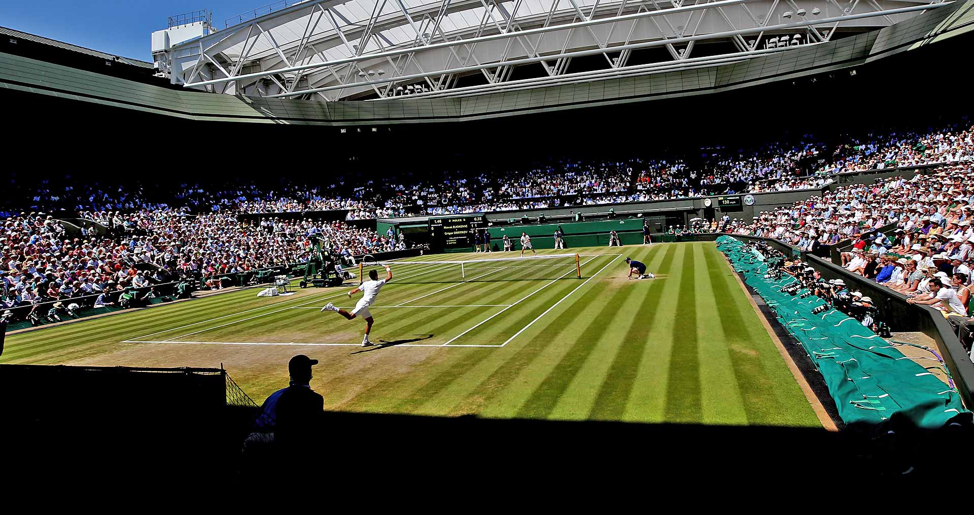 Wimbledon Grand Slam