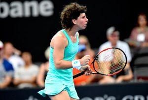 Carla Suárez Navarro Open de Australia 2018