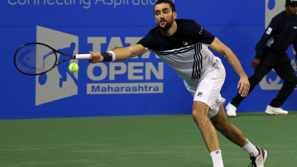 Cilic ATP Pune