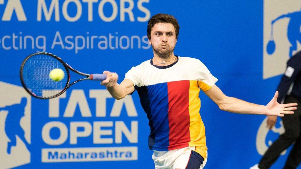 Gilles Simon ATP Pune