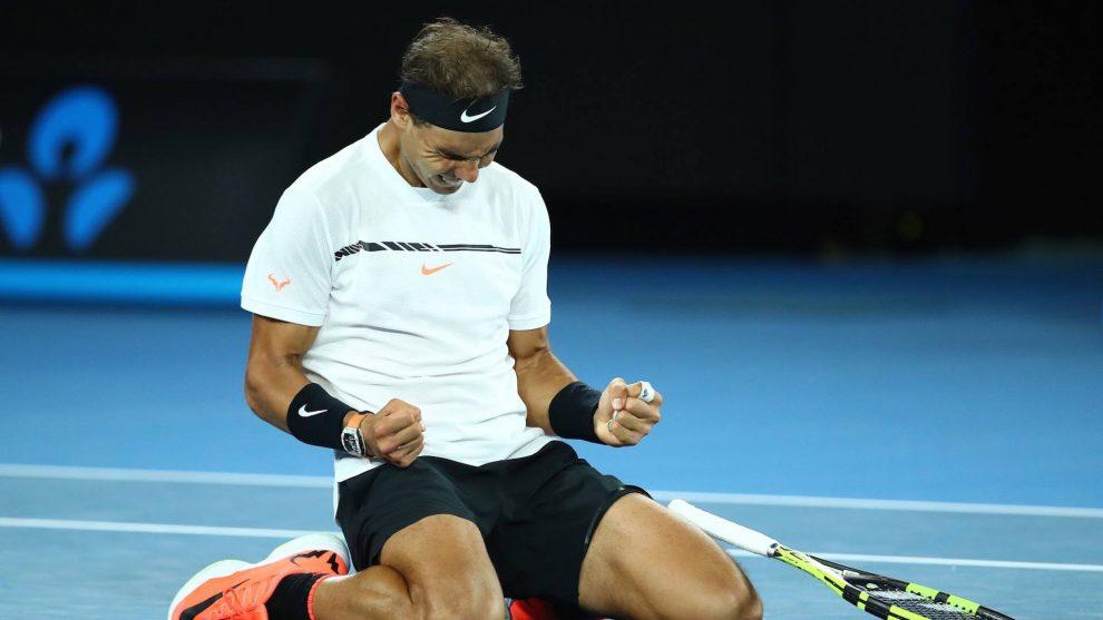Rafa Nadal Open de Australia