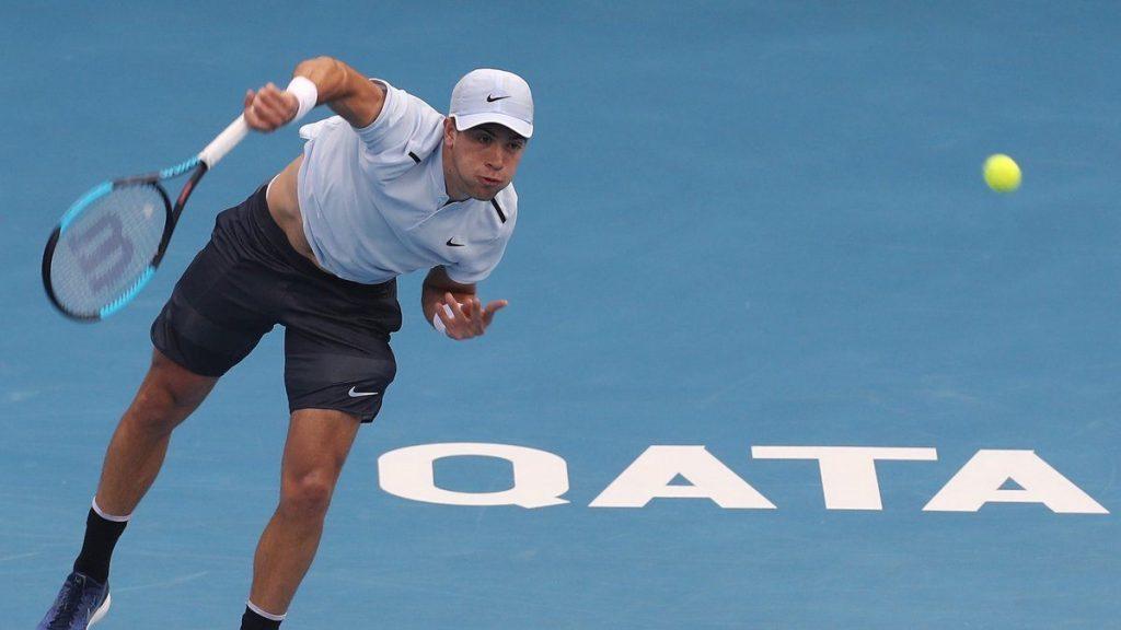 Borna Coric ATP 250 Doha