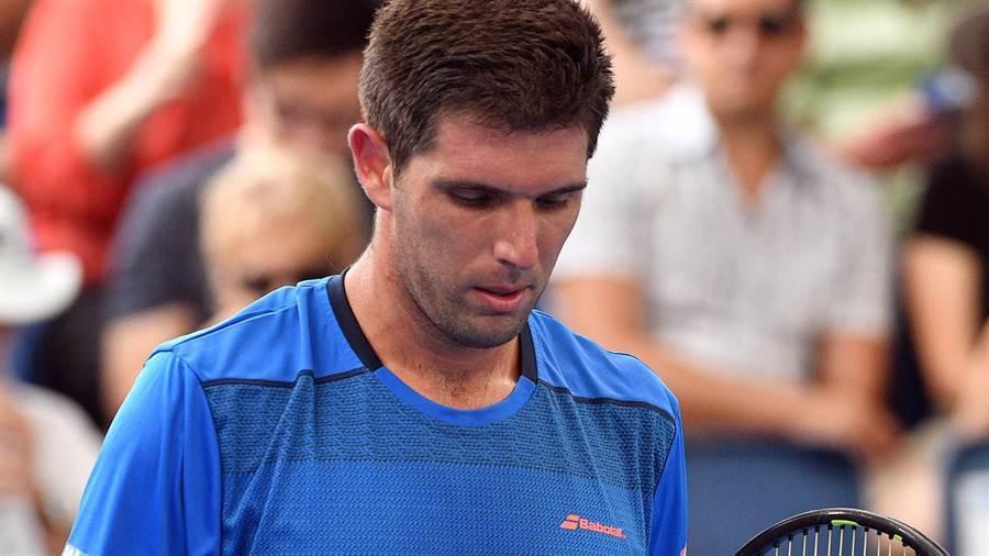 Federico Delbonis Open de Australia 2018