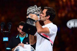Roger Federer campeón del Open de Australia 2018