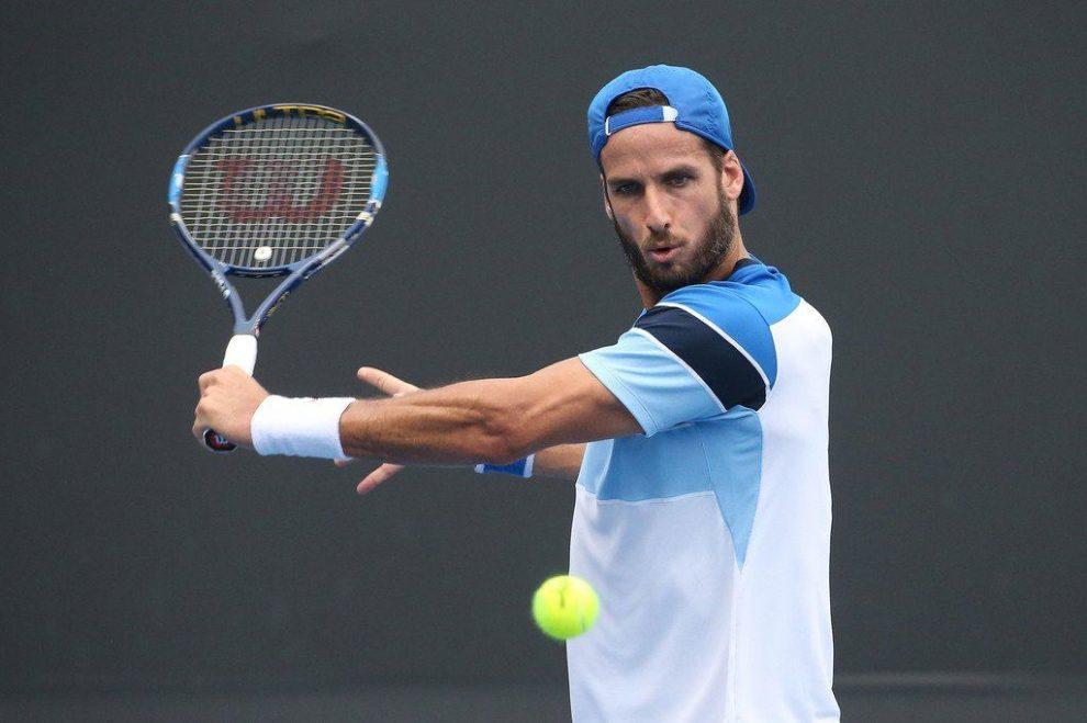 Feliciano López ATP 205 Doha