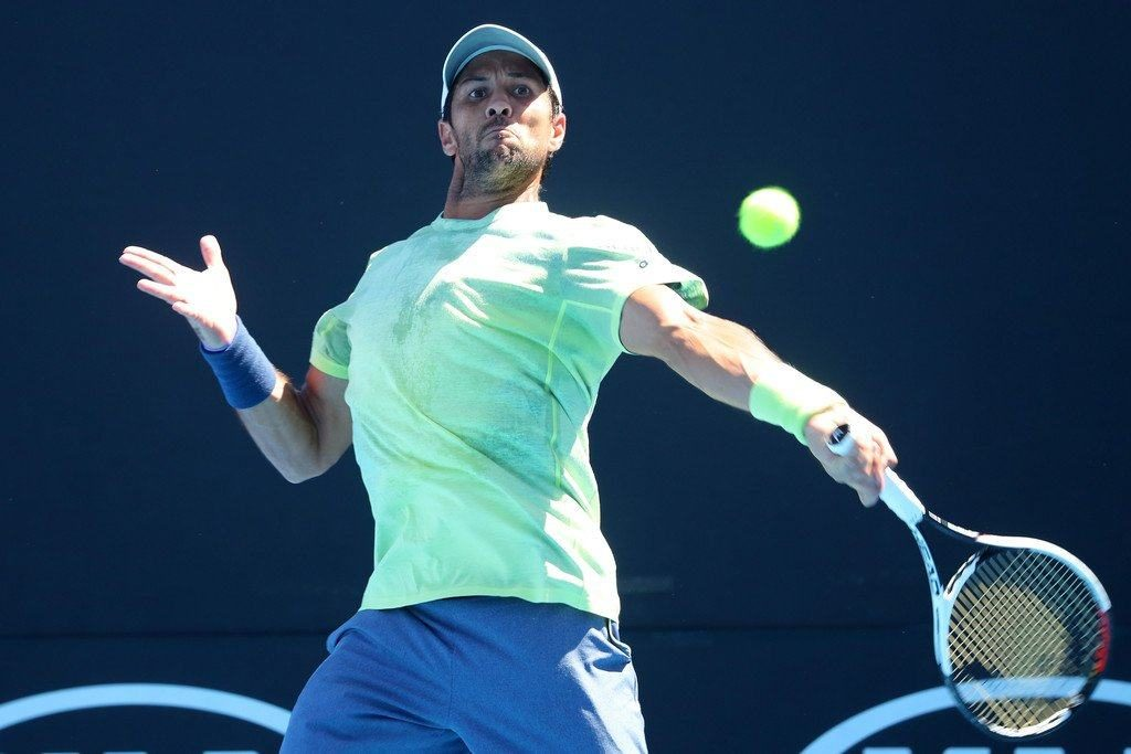 Fernando Verdasco Open de Australia 2018