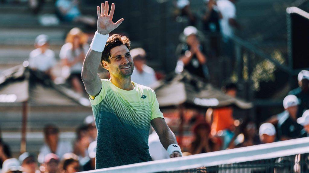Ferrer 30 victorias ATP Auckland