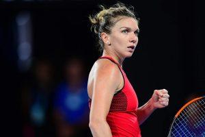 Simona Halep Open de Australia 2018