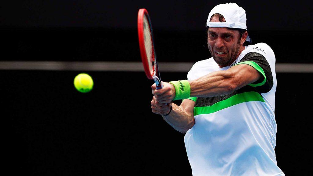 Lorenzi en el ATP de Sidney