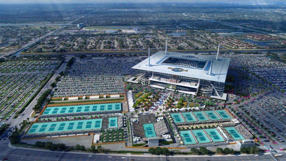 El calendario ATP 2019
