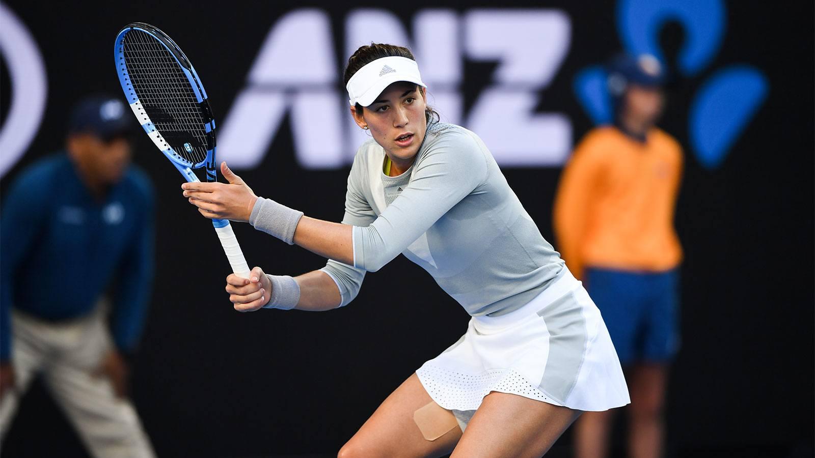 Garbiñe Muguruza Open de Australia 2018