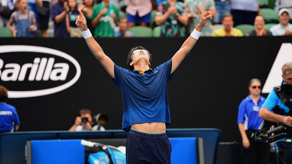 Chung Open de Australia 2018