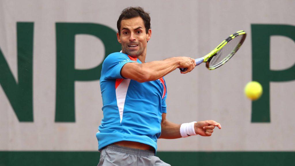 Santiago Giraldo Ronad Garros