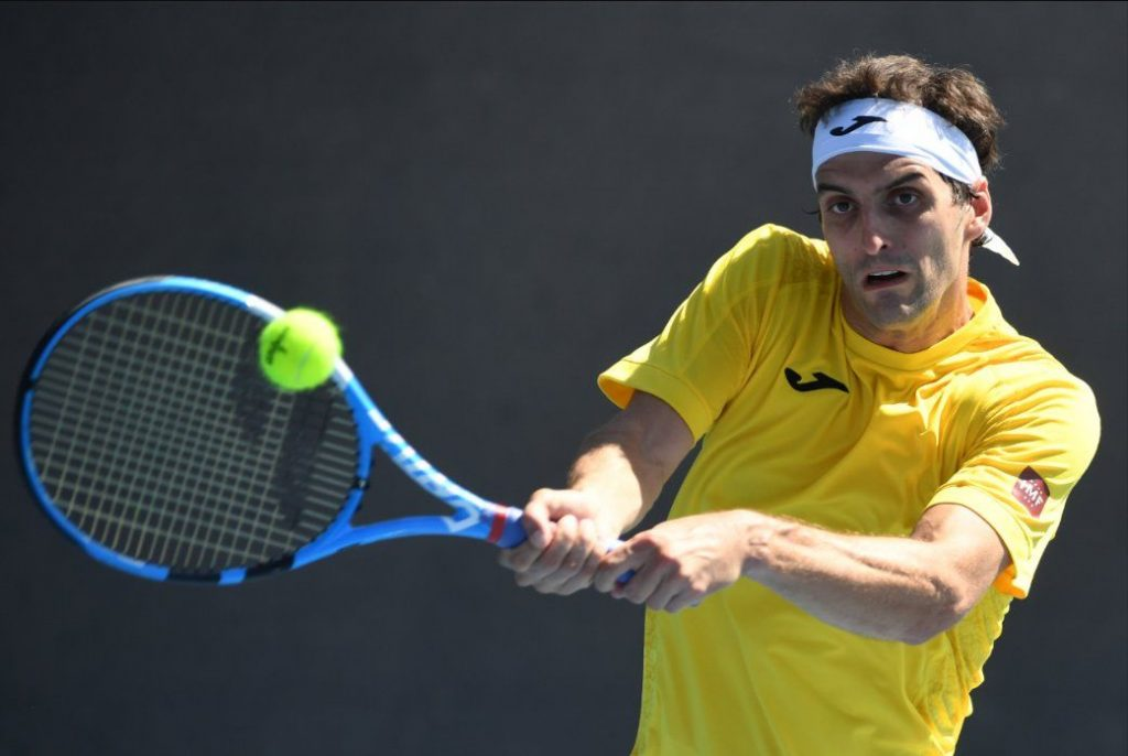 Albert Ramos Open de Australia 2018