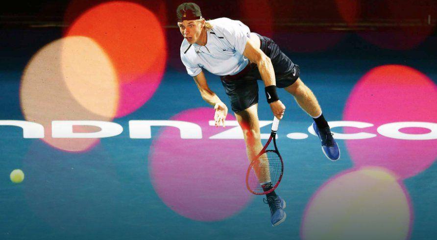 Shapovalov en el ATP Auckland