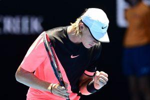 Denis Shapovalov Open de Australia 2018