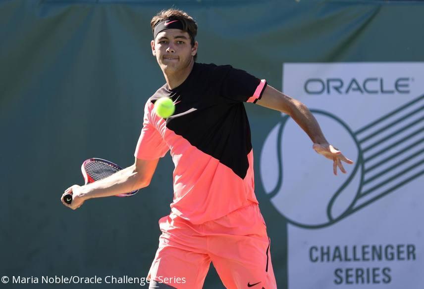 Taylor Fritz campeón en el Challenger de Newport Beach