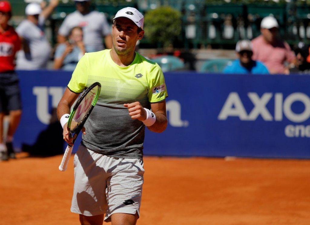 Pella en el Argentina Open