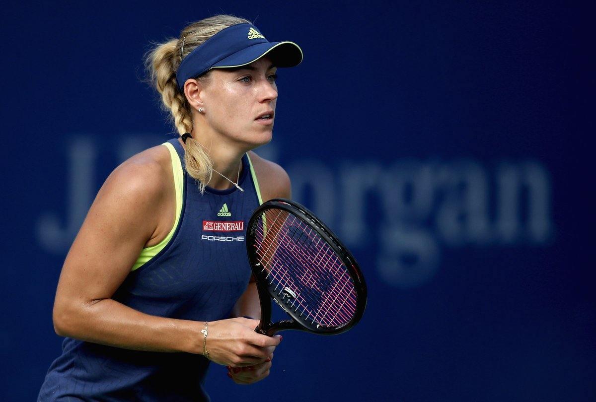 Kerber en el WTA de Dubai