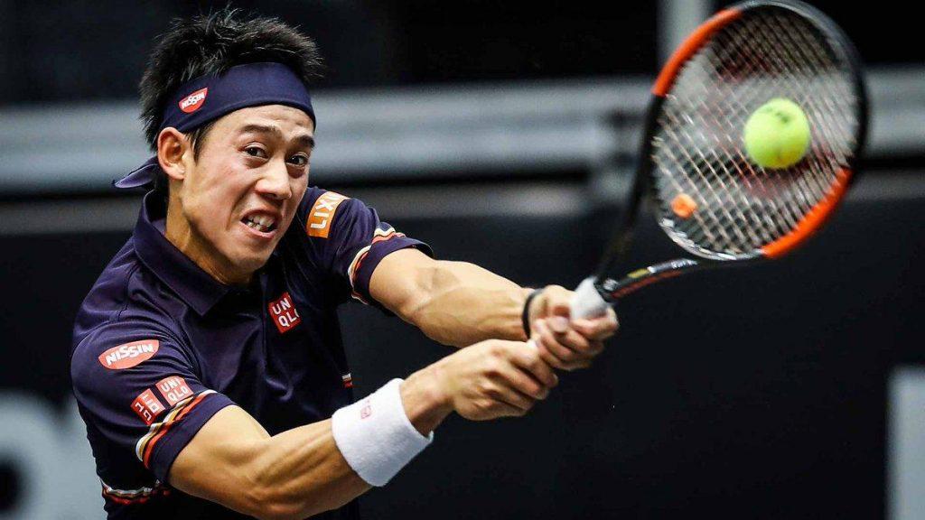 Nishikori en el ATP de Rotterdam
