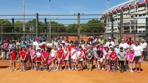 Escuela de tenis River Plate