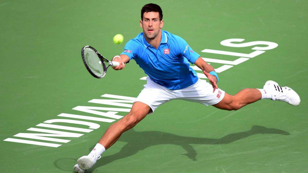 Djokovic en Indian Wells 2016