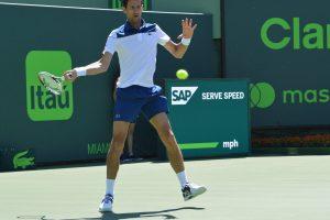 Djokovic en el Miami Open 2018
