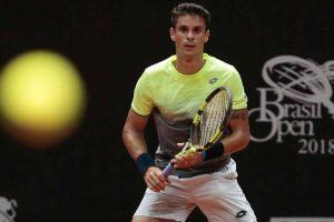 Rogerio Dutra Silva en el Rio Open