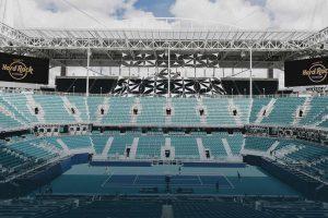 Estadio principal Masters 1000 de Miami