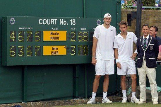 Sistema puntuación tenis