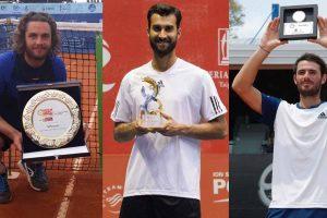 Campeones Challenger de Barletta, Taipéis y México