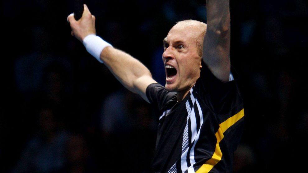 Davydenko celebra el título en las ATP Finals 2009