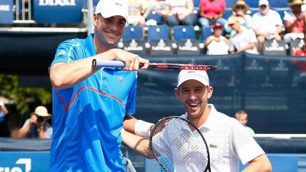 Estrategia ante sacador tenis