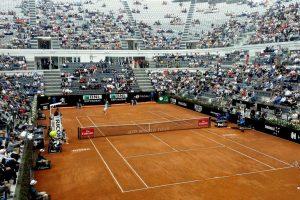 Djokovic en el debut en el Masters 1000 de Roma